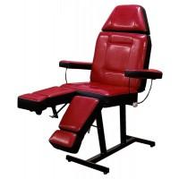 Педикюрное косметологическое кресло «Анна» (стационарное)